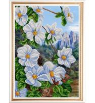 Экзотические цветы № 2