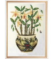 Цветы и птицы 2